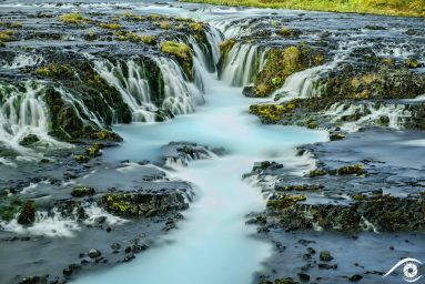 bruarfoss islande iceland photographie photography trip travel voyage nikon d800 europe nature paysage landscape summer été cascade waterfall long exposure, pose longue